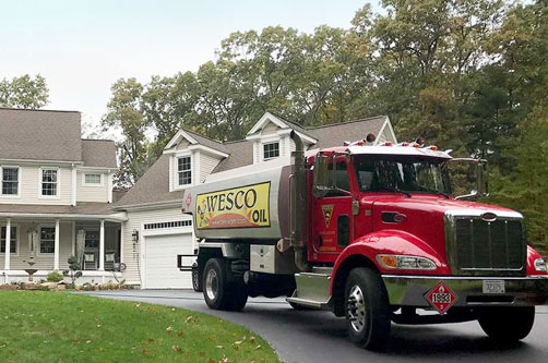 Heating Oil Delivery in Greenville Rhode Island